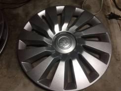 Комплект колесных колпаков R16 Skoda Octavia A7 Tekton