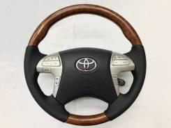 Руль. Toyota: Premio, Allion, Mark X Zio, Blade, Voxy, Camry, Noah, Estima Hybrid, Corolla, Highlander, Kluger V 1AZFSE, 1NZFE, 1ZZFE, 2ZRFAE, 2ZRFE...