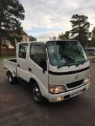 Toyota Dyna. Продаётся грузовик , 2 500куб. см., 1 500кг., 4x4