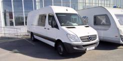 Mercedes-Benz Sprinter, 2013