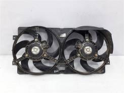 Диффузор радиатора Chevrolet Niva 2009- [2123130002510] 21236