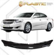 Дефлектор капота Classic черный Changan Raeton 2014–н. в. (изготовление) Plastics 1107