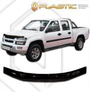 Дефлектор капота Classic черный Derways Plutus 2007-2008 (изготовление) Plastics 259
