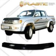 Дефлектор капота Classic черный ZX Auto Admiral 2005-2009 (изготовление) Plastics 16