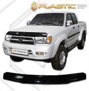 Дефлектор капота Classic черный ZX Auto Admiral 2004-2009 (изготовление) Plastics 75