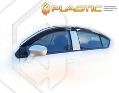 Ветровики дверей Classic полупрозрачный Brilliance H230 седан 2015–н. в. (изготовление) Plastics 1118