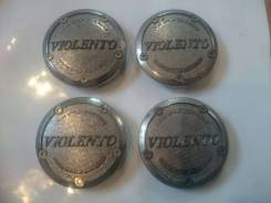 """Колпачки для литья Violento. Диаметр 4"""", 1шт"""