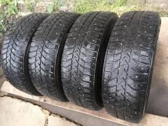 Bridgestone. Зимние, шипованные, 2014 год, 10%