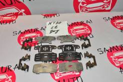 Пластина суппорта Nissan X-Trail NT30, PNT30, T30/ Skyline CPV35, HV35, NV35, PV35, V35/ Presage PNU31, PU31, TNU31, TU31, U31/ Stagea HM35, M35, NM35...