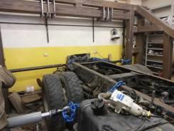 Ремонт рамы грузовых авто