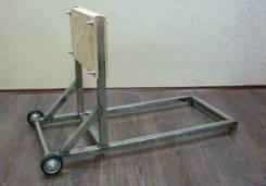 Подставка для мотора болотохода