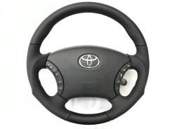 Руль. Toyota: Alphard Hybrid, Camry, Estima Hybrid, Land Cruiser Prado, 4Runner, Highlander, Hilux, Alphard, Estima, Avensis Verso, GX470, Hilux / 4Ru...