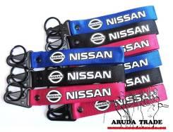 Брелок карабин Nissan