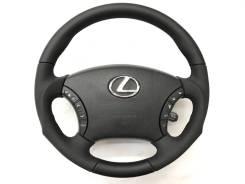 Руль. Toyota: Camry, Land Cruiser Prado, 4Runner, Highlander, Hilux, Alphard, Avensis Verso, Estima, Alphard Hybrid, Estima Hybrid, GX470, Hilux / 4Ru...