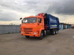 КамАЗ 65115. Продам мусоровоз с Кму шасси Камаз 65115, 11 762куб. см. Под заказ