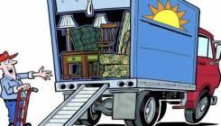 Переезды квартирные-офисные, Грузчики, вывоз мусора, фургоны. 250 р/ч