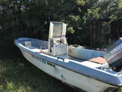 Продам рыбацкую лодку Yamaha H-23F-DX