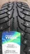 Nokian Nordman C. Зимние, шипованные, 2019 год, новые