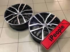 NEW! Комплект дисков Volkswagen R17 7.5j Et+42 5*100 (ip-0390)