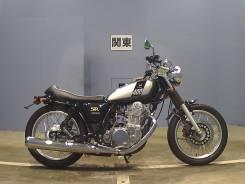 Yamaha SR400, 2017