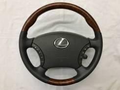 Руль. Toyota: Alphard Hybrid, Camry, Estima Hybrid, Land Cruiser Prado, 4Runner, Highlander, Hilux, Alphard, Avensis Verso, Estima, GX470, Hilux / 4Ru...