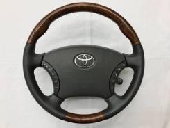 Руль. Toyota: Camry, Land Cruiser Prado, 4Runner, Highlander, Hilux, Estima, Alphard, Avensis Verso, Alphard Hybrid, Estima Hybrid, GX470, Hilux / 4Ru...