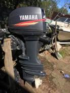 Yamaha. 40,00л.с., 2-тактный, бензиновый, нога X (635 мм), 2005 год