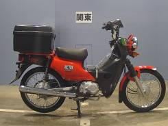 Honda BENLY110, 2013