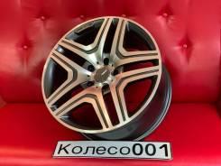 Новые литые диски Mersedes -867 R21 5/112 GMF