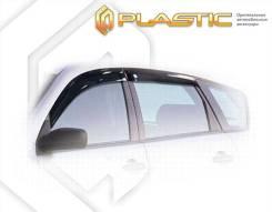 Pontiac Vibe 2002-2008. Дефлекторы окон Ветровики дверей