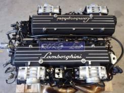 Двигатель Lamborghini Murcielago Roadster 2005 6.2L