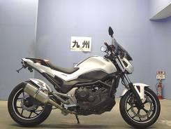 Honda NC 750S, 2015