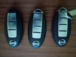 Ключ зажигания, смарт-ключ. Nissan Elgrand, ME51, MNE51 Nissan Serena, C25, CC25, CNC25, NC25 VQ25DE, MR20DE