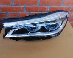 Фара. BMW 7-Series, G11, G12 B48B20, B57B30TOP, B57D30, B58B30M0, N63B44TU, B47D20, N57D30, N74B66