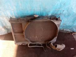 Радиатор охлаждения двигателя. Nissan Skyline, ENR34, ER34 Nissan Laurel, GC35, GCC35, GNC35, HC35 Nissan Stagea, WGC34, WGNC34, WHC34 RB25DE, RB25DET...