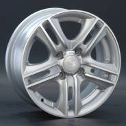 Диск колёсный LS wheels LS191 6,5 x 15 5*100 43 57.1 SF