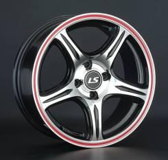 Диск колёсный LS wheels LS319 6,5 x 15 5*105 39 56.6 Bkfrl