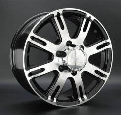 Диск колёсный LS wheels LS213 8,5 x 20 6*139,7 25 106.1 BKF