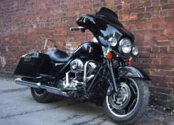 Harley-Davidson Street Glide, 2013
