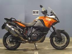 KTM 1190 Adventure, 2013