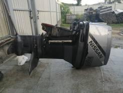 Продам лодочный мотор Nissan 70л. с. (в п. Врангель)