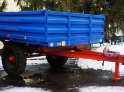 Прицеп тракторный самосвальный Мордовагромаш 1ПТС-2