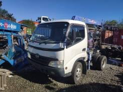 Toyota DYNA разбор по запчастям ДВС N04C-T xzu414 во Владивостоке