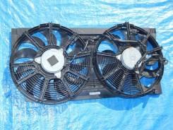 Диффузор радиатора на Nissan LEAF(5) ZE1 Дефект