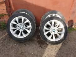 Комплект зимних колес R17 Bridgestone Blizzak Revo на дисках BMW