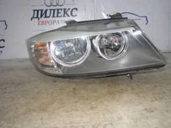 Фара. BMW 3-Series, E90, E91, E90N N46B20, N47D20, N52B25, N52B25A, N52B30