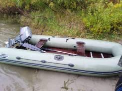 Продам лодку с мотором.