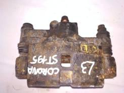 Суппорт тормозной задний левый Toyota Corona ST195