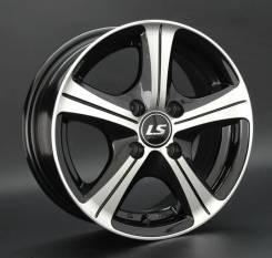 Диск колёсный LS wheels LS202 7 x 16 4*100 40 73.1 BKF