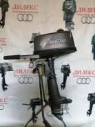Tohatsu. 5,00л.с., 2-тактный, бензиновый, нога S (381 мм), 2013 год